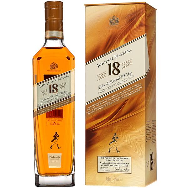 Rượu Johnnie Walker 18 Years Old