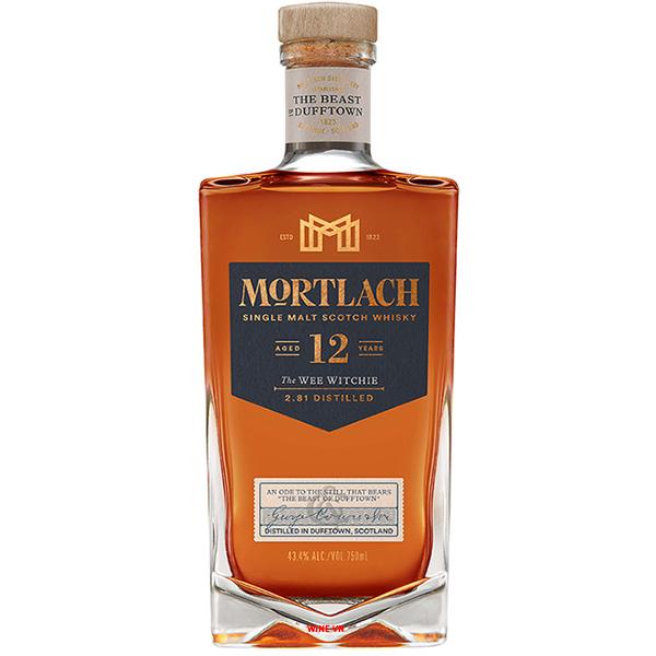 Rượu Mortlach 12 Years Old
