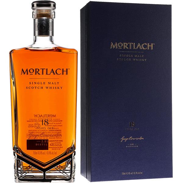 Rượu Mortlach 18 Years Old