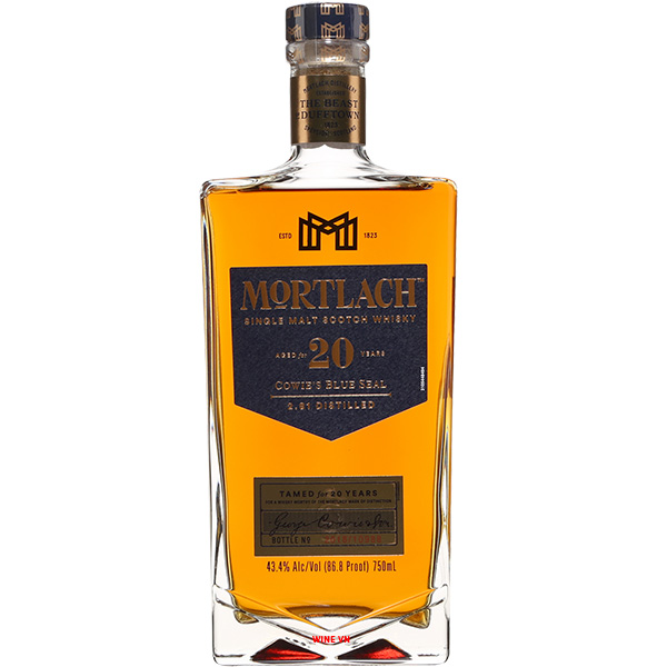 Rượu Mortlach 20 Years Old