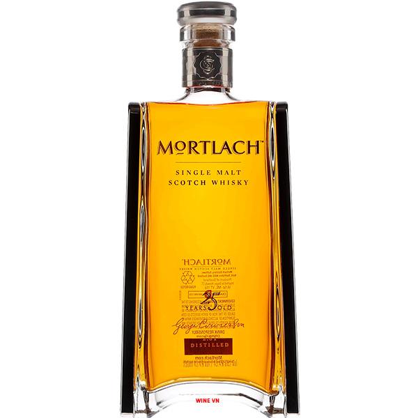 Rượu Mortlach 25 Years Old