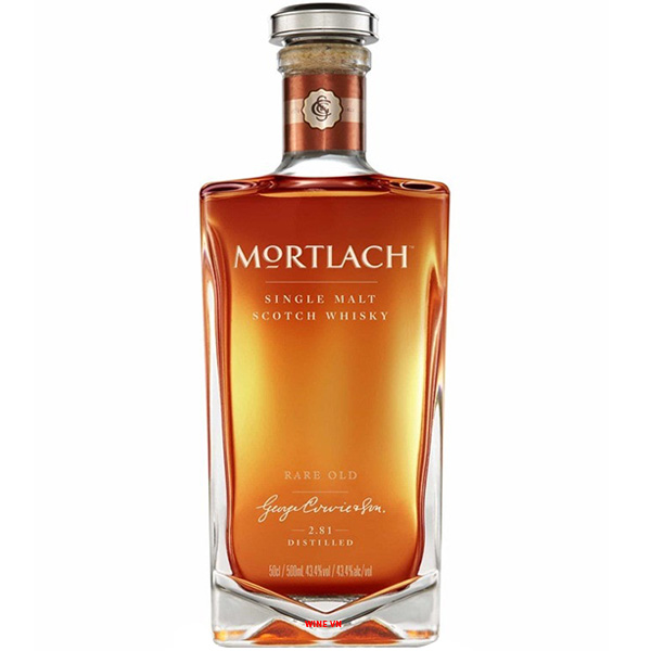 Rượu Mortlach Rare Old