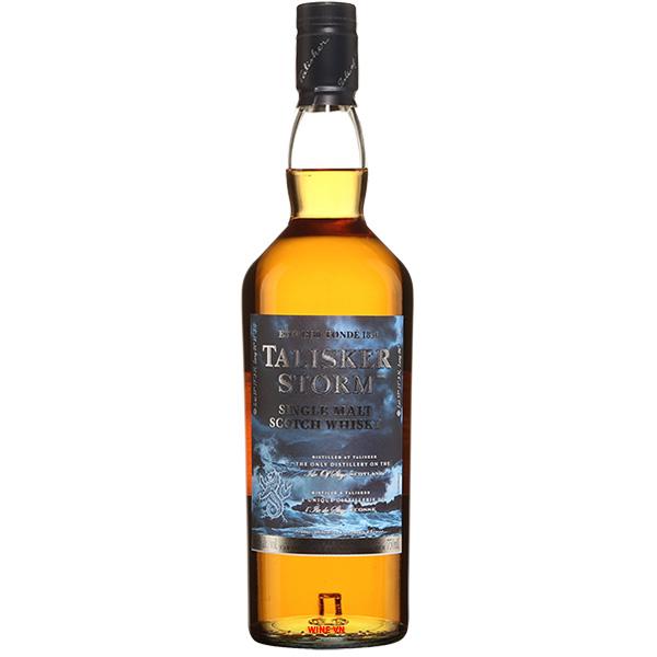 Rượu Talisker Storm Single Malt Scotch Whisky