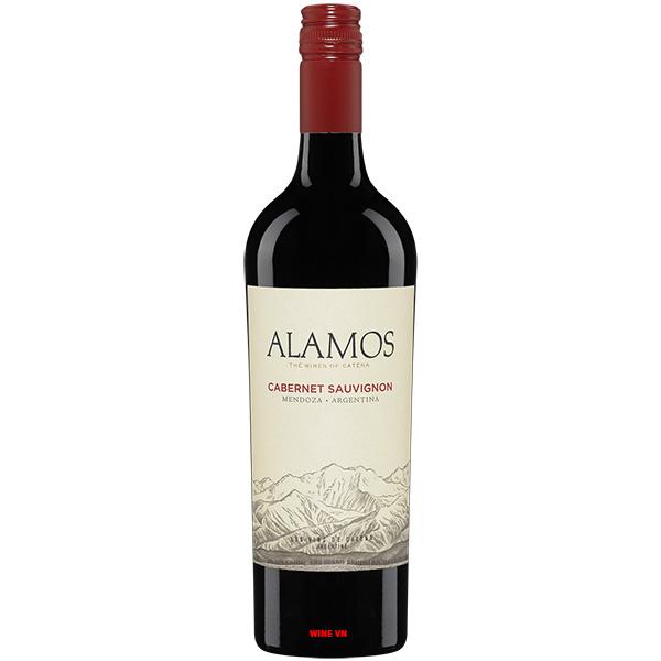 Rượu Vang Alamos Cabernet Sauvignon