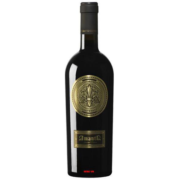 Rượu Vang Amanta Feudi Bizantini
