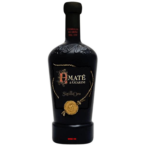 Rượu Vang Amate Di Guarini Sigillo Oro