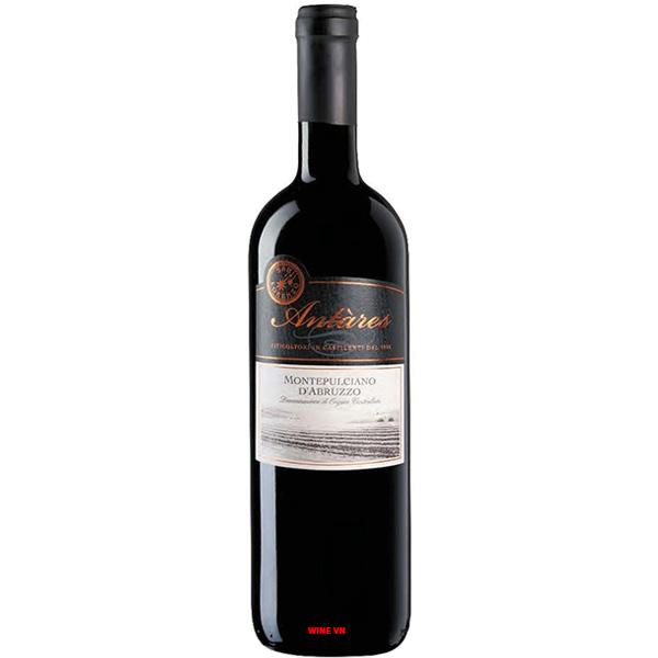 Rượu Vang Antàres Montepulciano D'Abruzzo