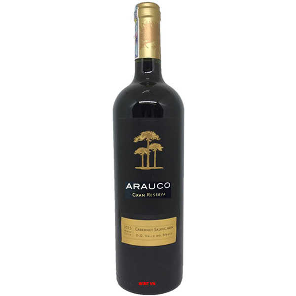 Rượu Vang Arauco Gran Reserva Cabernet Sauvignon