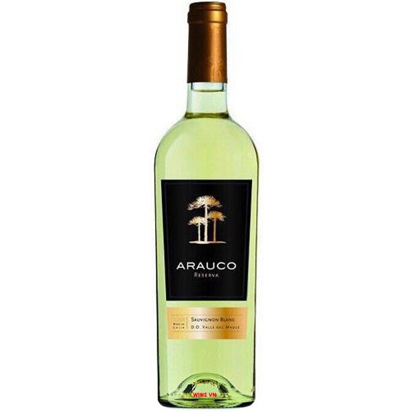 Rượu Vang Arauco Reserva Sauvignon Blanc