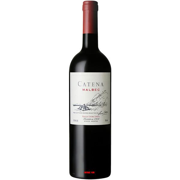 Rượu Vang Argentina Catena Malbec