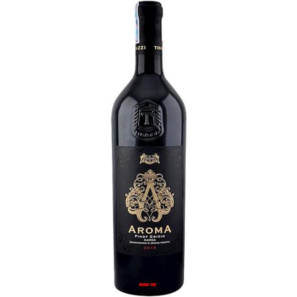 Rượu Vang Aroma Pinot Grigio
