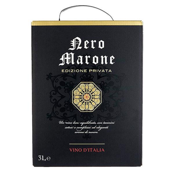 Rượu Vang Bịch Nero Marone Edizione Privata