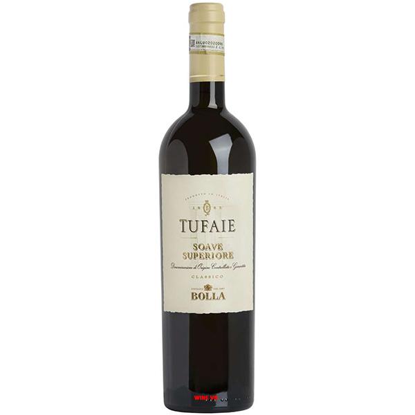 Rượu Vang Bolla Tufaie Soave Superiore
