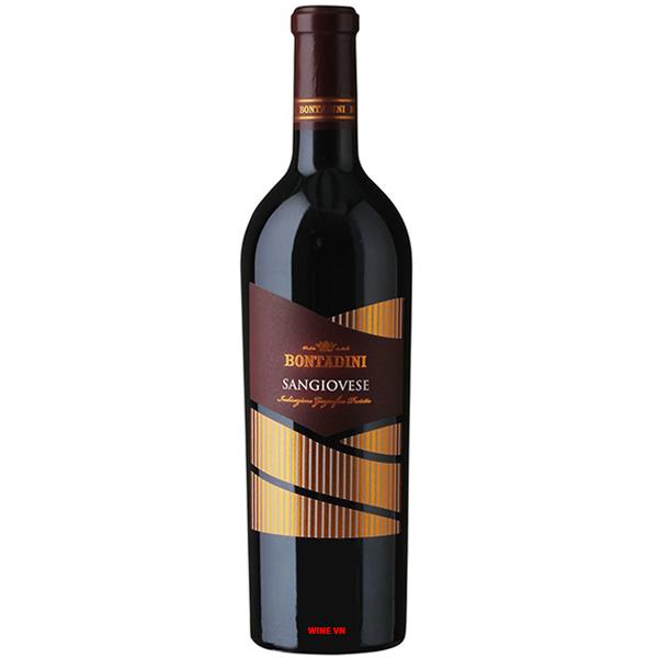 Rượu Vang Bontadini Sangiovese