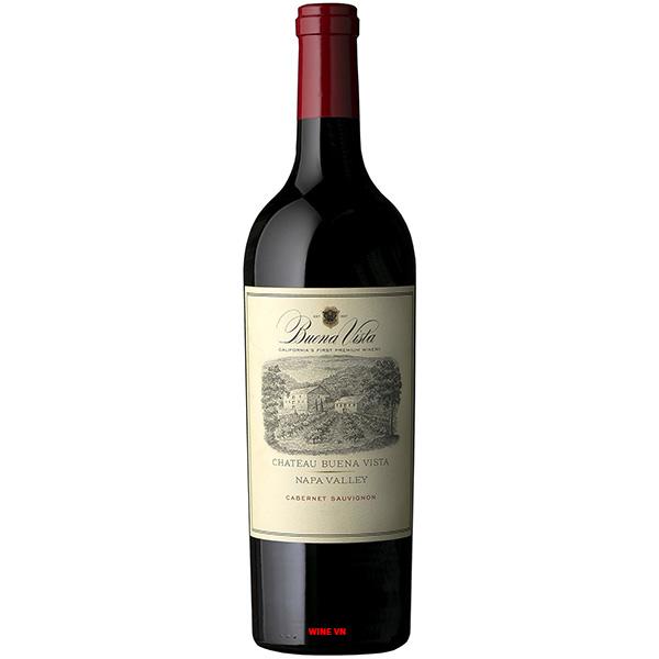 Rượu Vang Buena Vista Chateau Buena Vista Cabernet Sauvignon