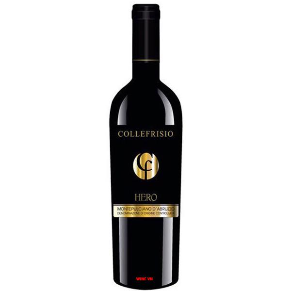Rượu Vang CF Hero Montepulciano