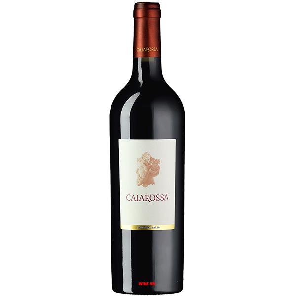 Rượu Vang Caiarossa Toscana Italia