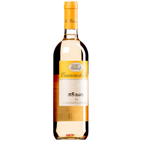 Rượu Vang Casanova Di Neri IB Bianco