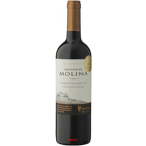 Rượu Vang Castillo De Molina Reserva Cabernet Sauvignon
