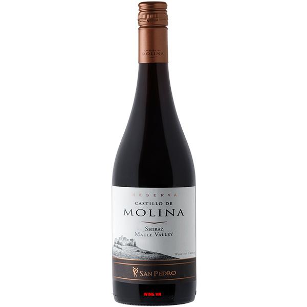 Rượu Vang Castillo De Molina Reserva Shiraz