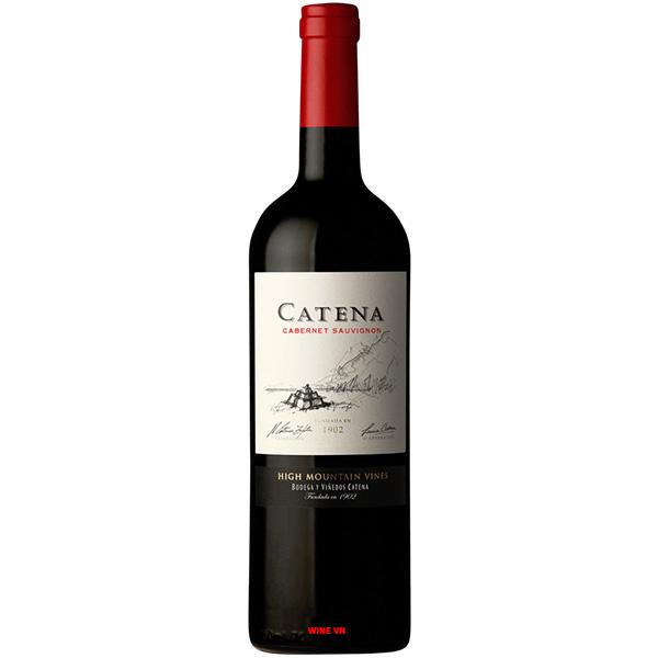 Rượu Vang Catena Cabernet Sauvignon