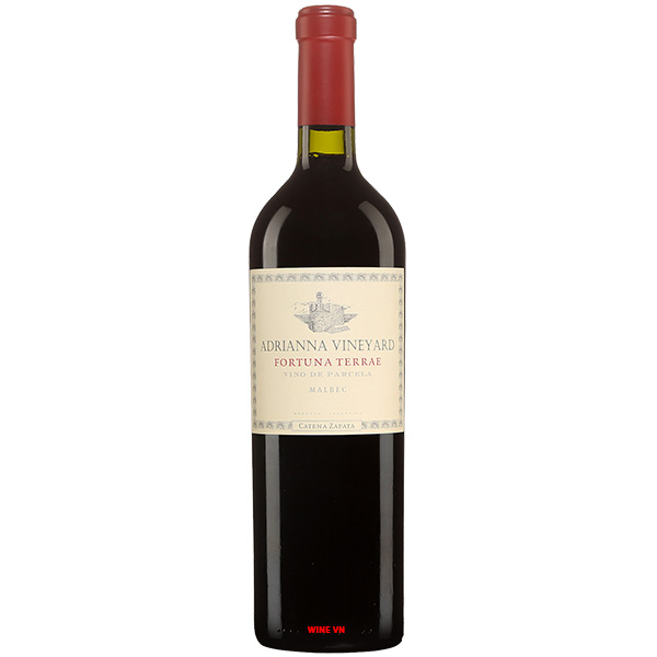 Rượu Vang Catena Zapata Adrianna Vineyard Fortuna Terrae Malbec