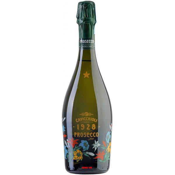 Rượu Vang Cavicchioli 1928 Prosecco