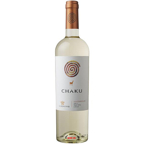 Rượu Vang Chaku Sauvignon Blanc