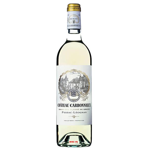 Rượu Vang Chateau Carbonnieux Pessac Leognan
