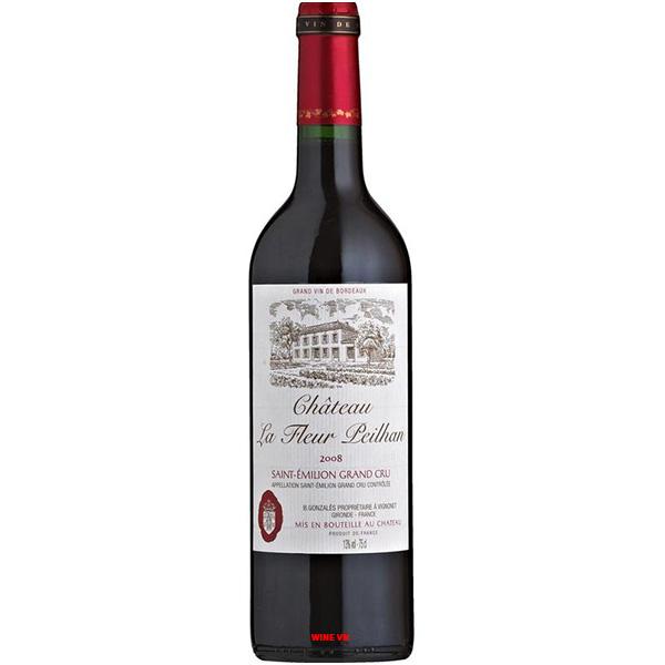 Rượu Vang Chateau La Fleur Peilhan