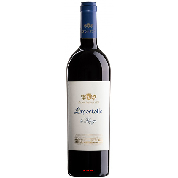 Rượu Vang Chile Lapostolle Le Rouge