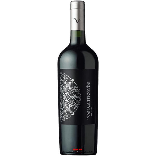 Rượu Vang Chile Veramonte Merlot