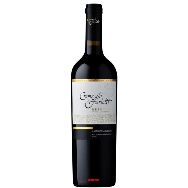 Rượu Vang Cremaschi Furlotti Reserva Cabernet Sauvignon