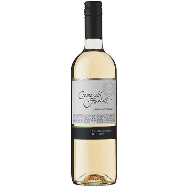 Rượu Vang Cremaschi Furlotti Sauvignon Blanc