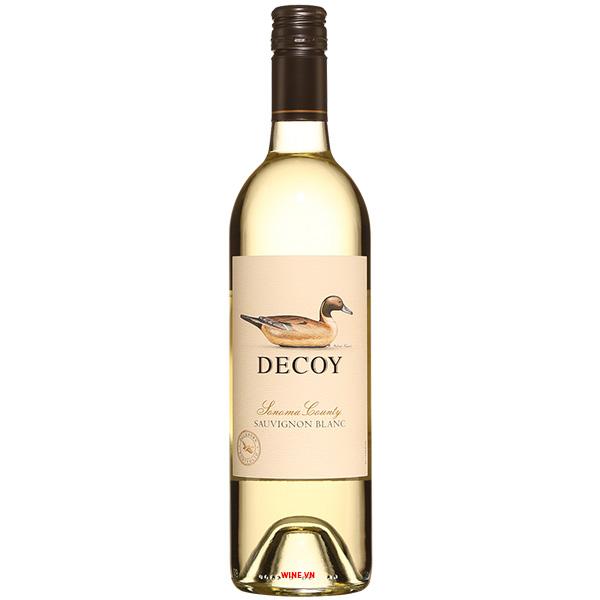 Rượu Vang Decoy Sauvignon Blanc