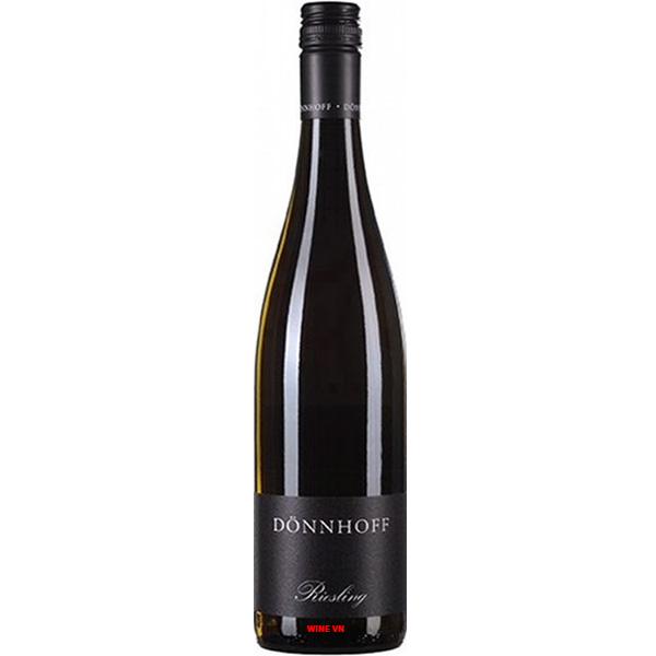 Rượu Vang Donnhoff Black Label Riesling