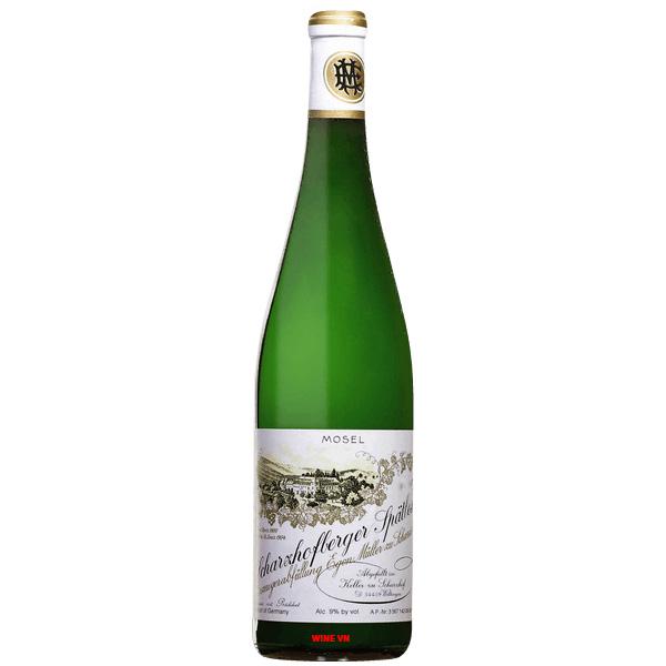 Rượu Vang Egon Muller Scharzhofberger Spatlese Riesling