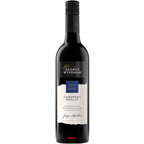 Rượu Vang George Wyndham Bin 888