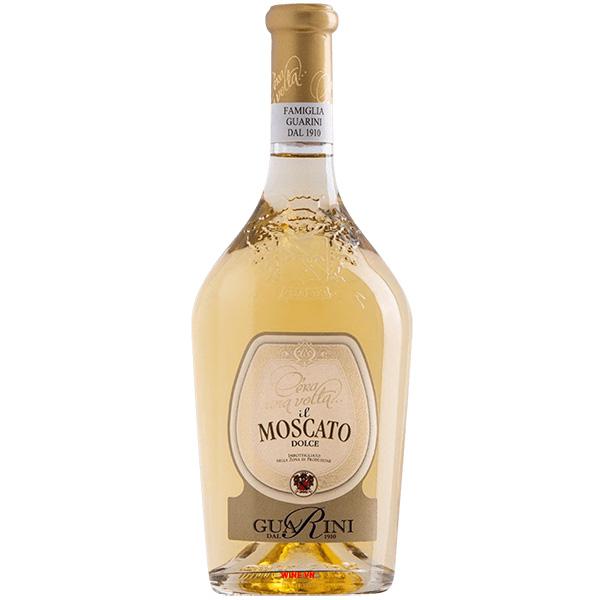 Rượu Vang Guarini C'era Una Volta Moscato Dolce
