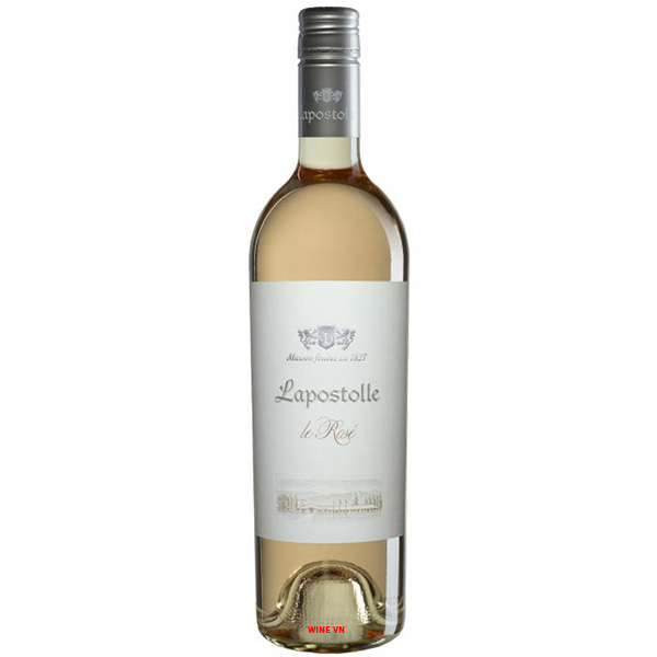 Rượu Vang Hồng Lapostolle Le Rose