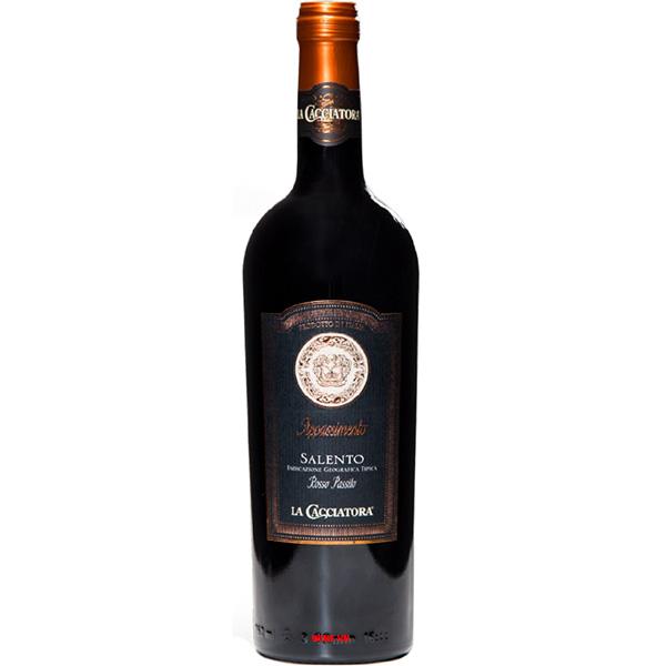 Rượu Vang La Cacciatora Appassimento Salento