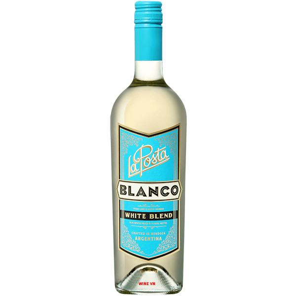 Rượu Vang La Posta Blanco White Blend