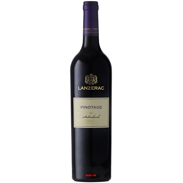 Rượu Vang LanZerac Pinotage
