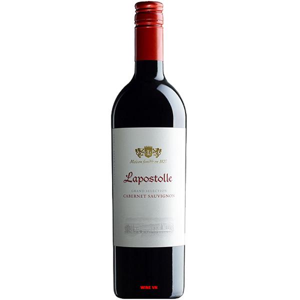 Rượu Vang Lapostolle Grand Selection Cabernet Sauvignon