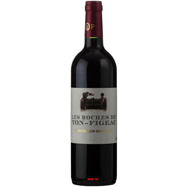 Rượu Vang Les Roches De Yon Figeac