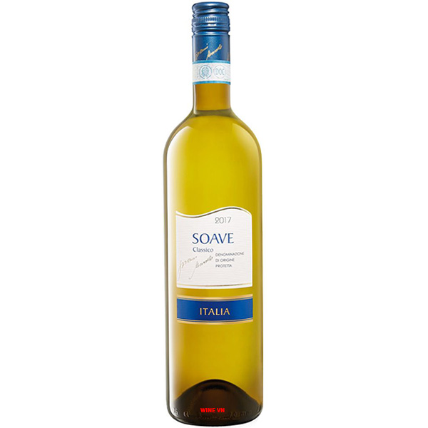 Rượu Vang Lidl Soave Classico