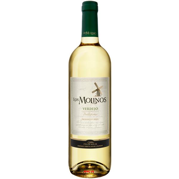 Rượu Vang Los Molinos Verdejo Felix Solis
