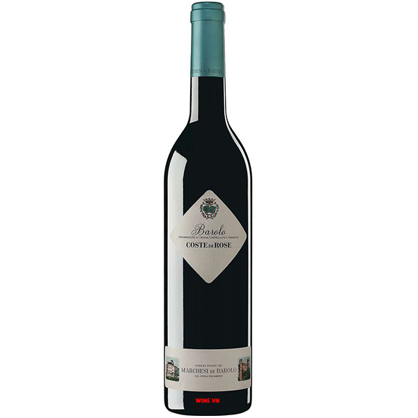Rượu Vang Marchesi Di Barolo Coste Di Rose
