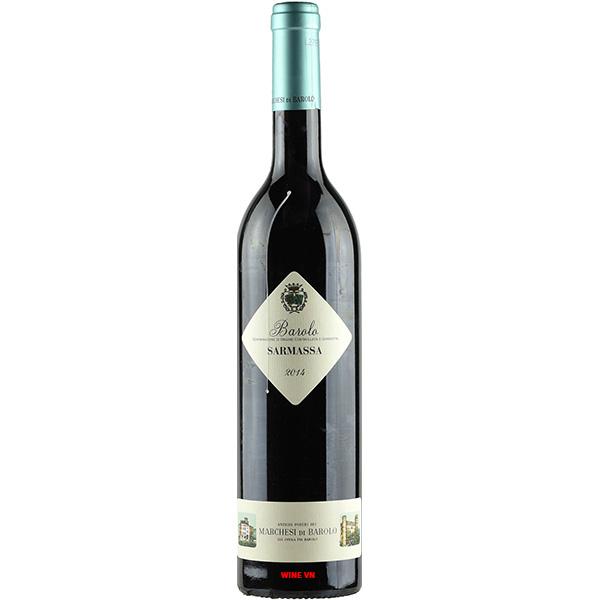 Rượu Vang Marchesi Di Barolo Sarmassa
