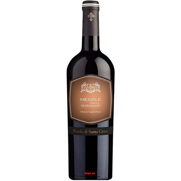 Rượu Vang Megale Negroamaro